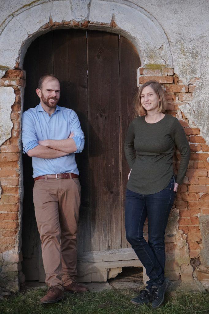 Julia und Markus Scharner, Mosberger Pilzmanufaktur